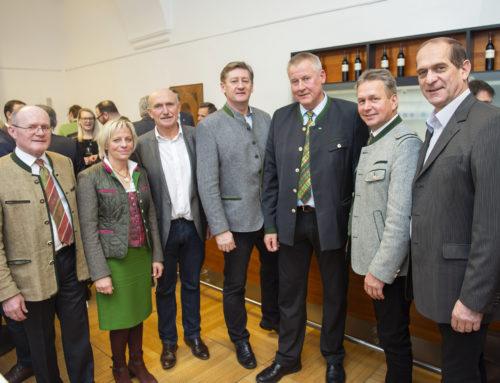 Verabschiedung von Klubobmann Karl Lackner aus dem Landtag